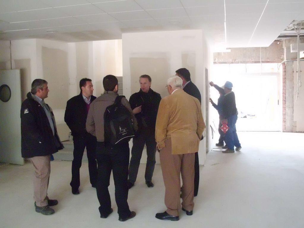 Se reanudan las obras del Centro de Salud   Excmo. Ayuntamiento de ...
