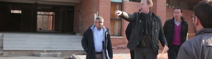 Se reanudan las obras del Centro de Salud | Excmo. Ayuntamiento de ...