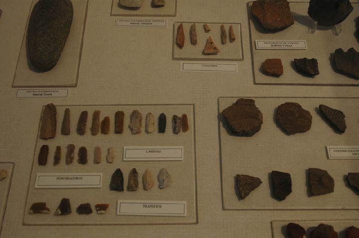 [La_Union_Museo_Arq_Portman]_Muestra_de_alguna_de_las_piezas_del_Museo_Arqueologico