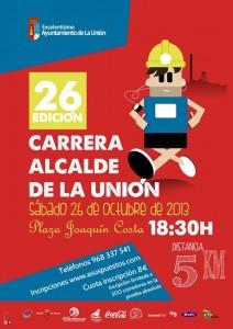 <!--:es-->XXVI Carrera Popular Alcalde de La Unión<!--:--> @ Plaza Joaquín Costa | La Unión | Región de Murcia | España