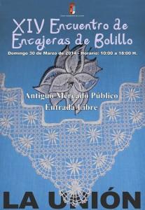 XIV Encuentro de Encajeras de Bolillo @ Antiguo Mercado Público | La Unión | Región de Murcia | España