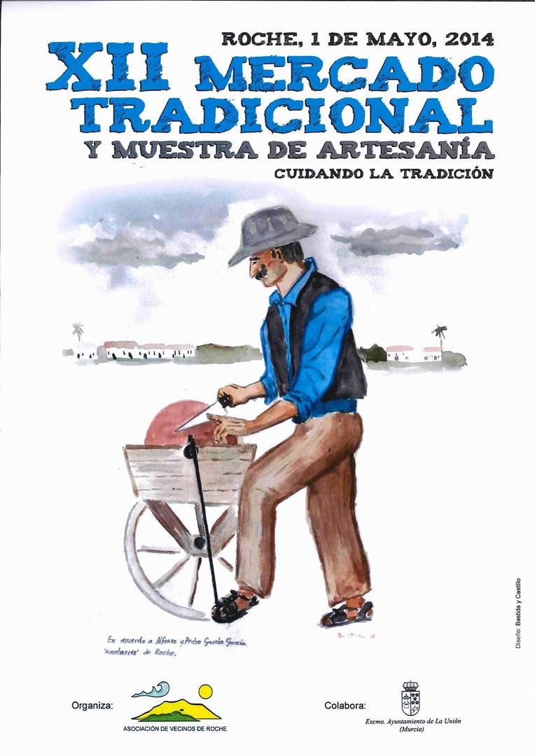 Cartel XII Mercado Tradicional y Muestra de Artesanía. | Excmo ...
