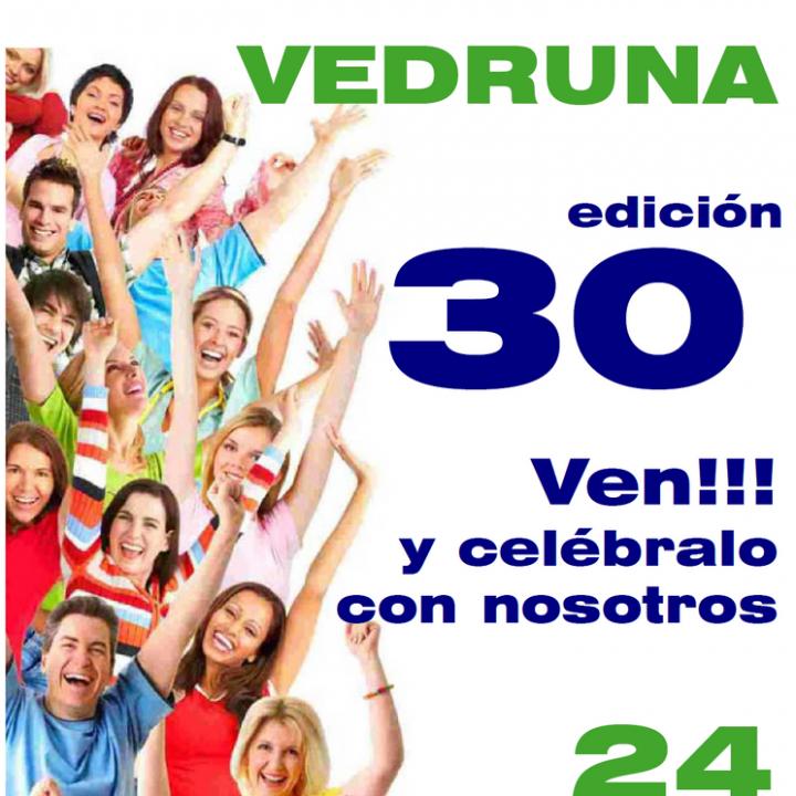 1.Cartel de Vedruna