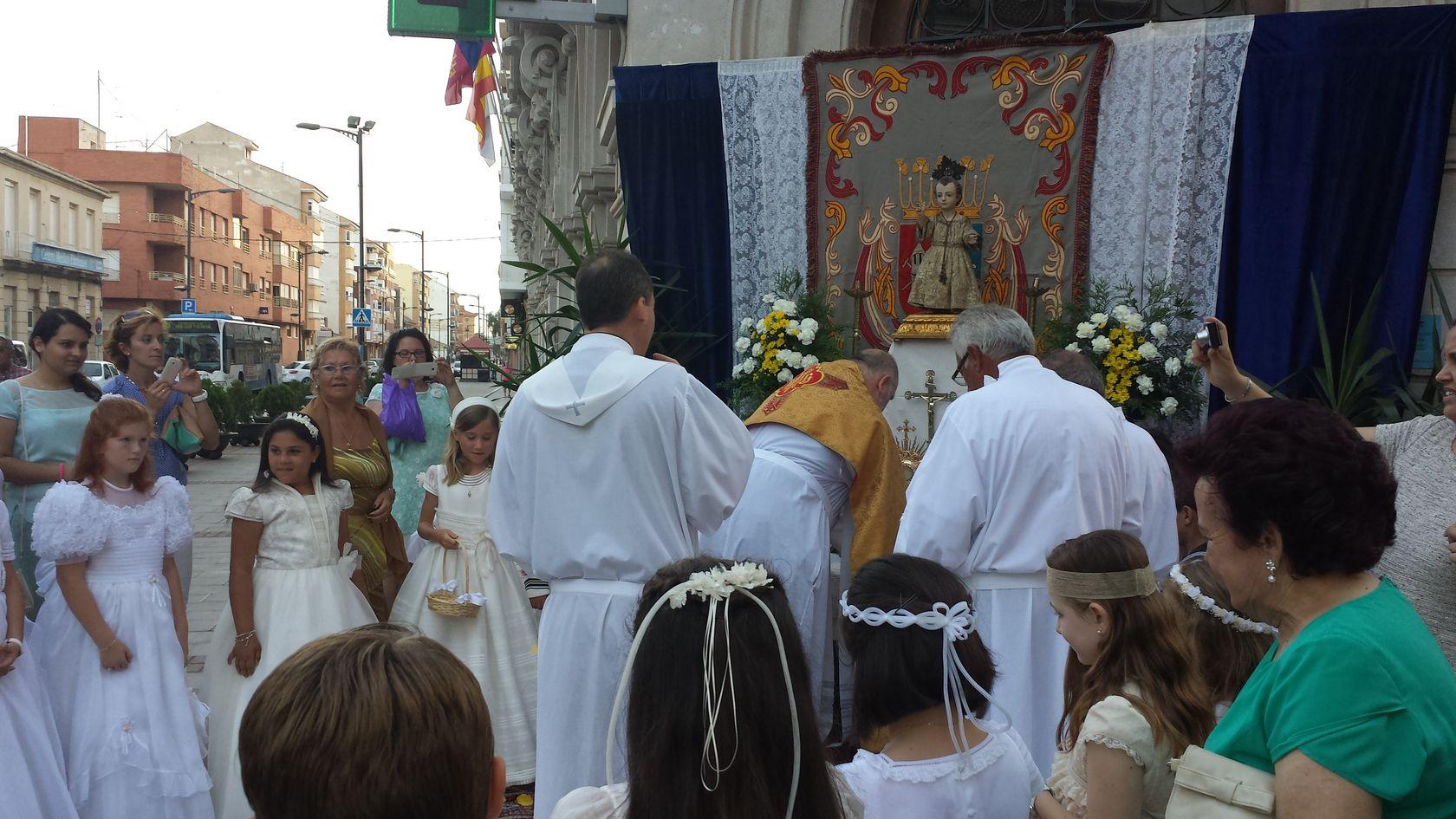 HERMOSA PROCESIÓN DEL CORPUS CHRISTI EN LA UNIÓN | Excmo ...