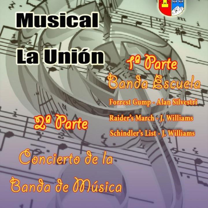Cartel Agrupación Musical Fin de curso 2014