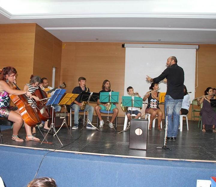 15.08.14 Exibicion curso instrumentos melodicos 1