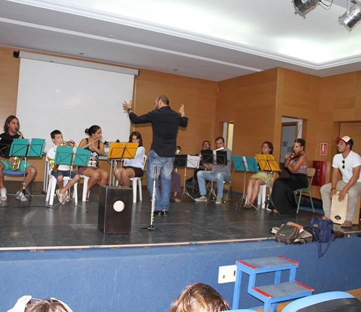 15.08.14 Exibicion curso instrumentos melodicos 2