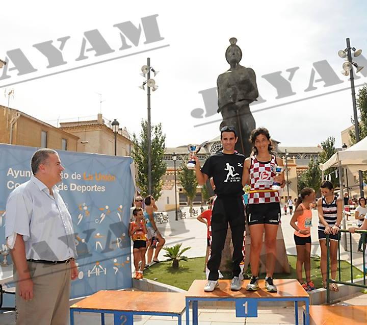 Ganadores alcalde