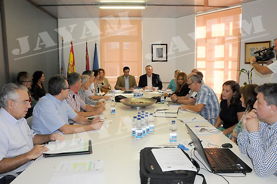 El sef mejora la coordinaci n de las pol ticas regionales for Oficinas sef murcia