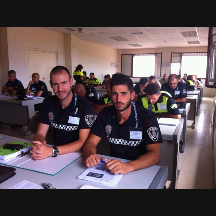 Policias-Curso