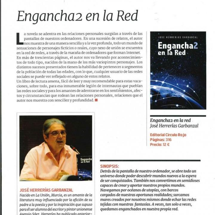 Engancha2 en la red.Pepe Cortado.