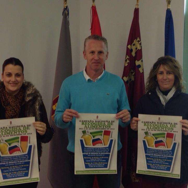 1.Campaña recogida de alimentos 2014