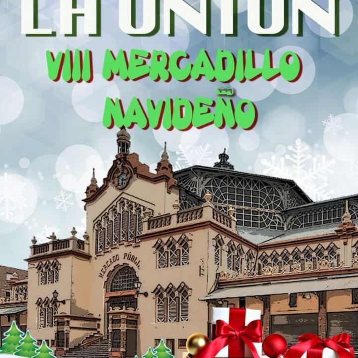 Cartel Mercdillo Navideño.La Unión 2014