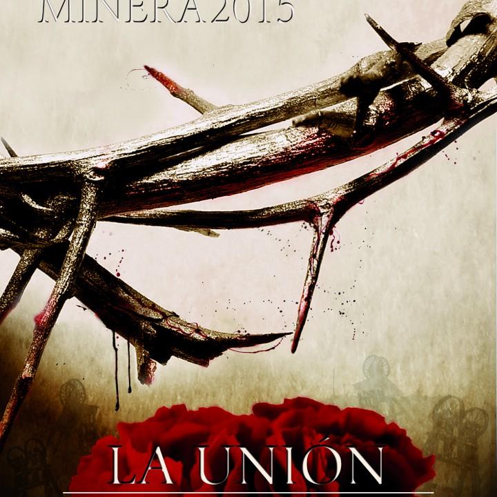 Cartel de la Semana Santa Minera 2015