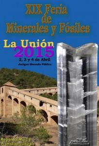 XIX Feria de Minerales y Fósiles de La Unión