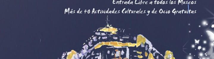 Cartel Noche de los Museos II.