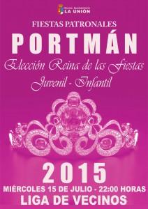 Elección de las Reinas de las Fiestas @ Liga de Vecinos | Portman | Región de Murcia | España