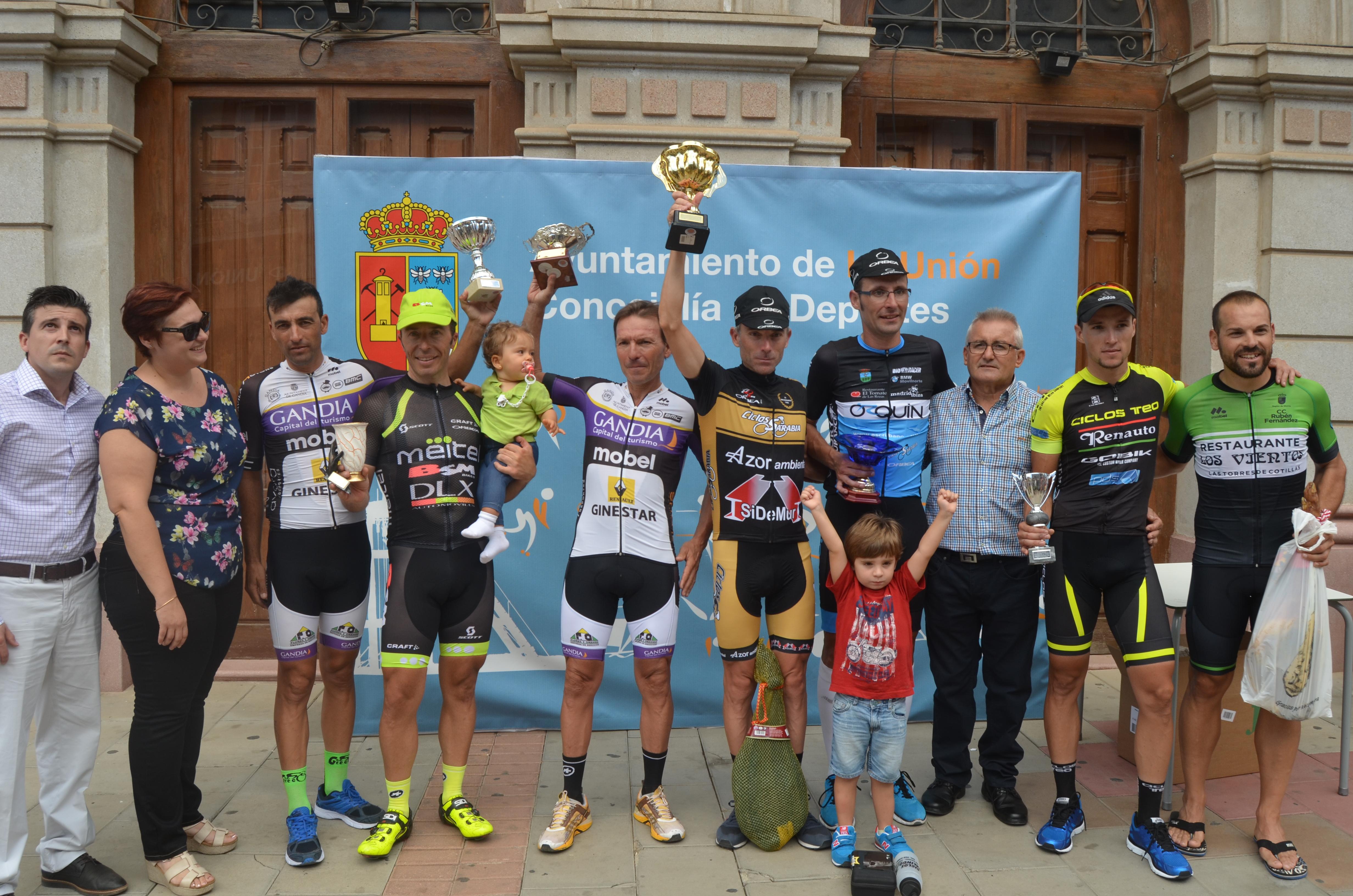 """27 Vuelta ciclista """"Ciudad de La Unión"""".  089b3be7c4155"""