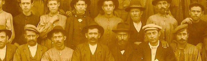 Memoria del 7 de Marzo de 1916. Documentos. Ilustración de portada para poner título