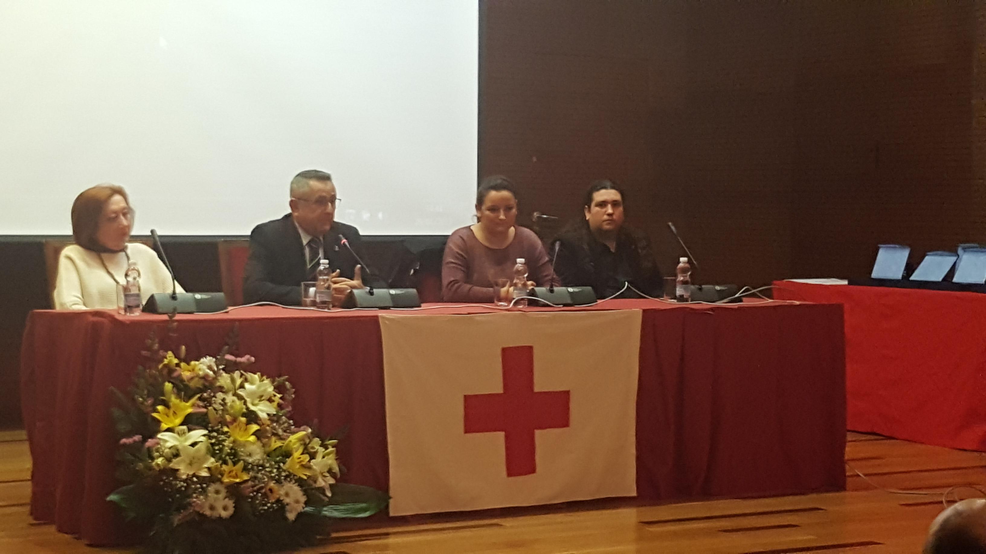 Cruz Roja La Unión, celebra su día del Voluntariado.   Excmo ...