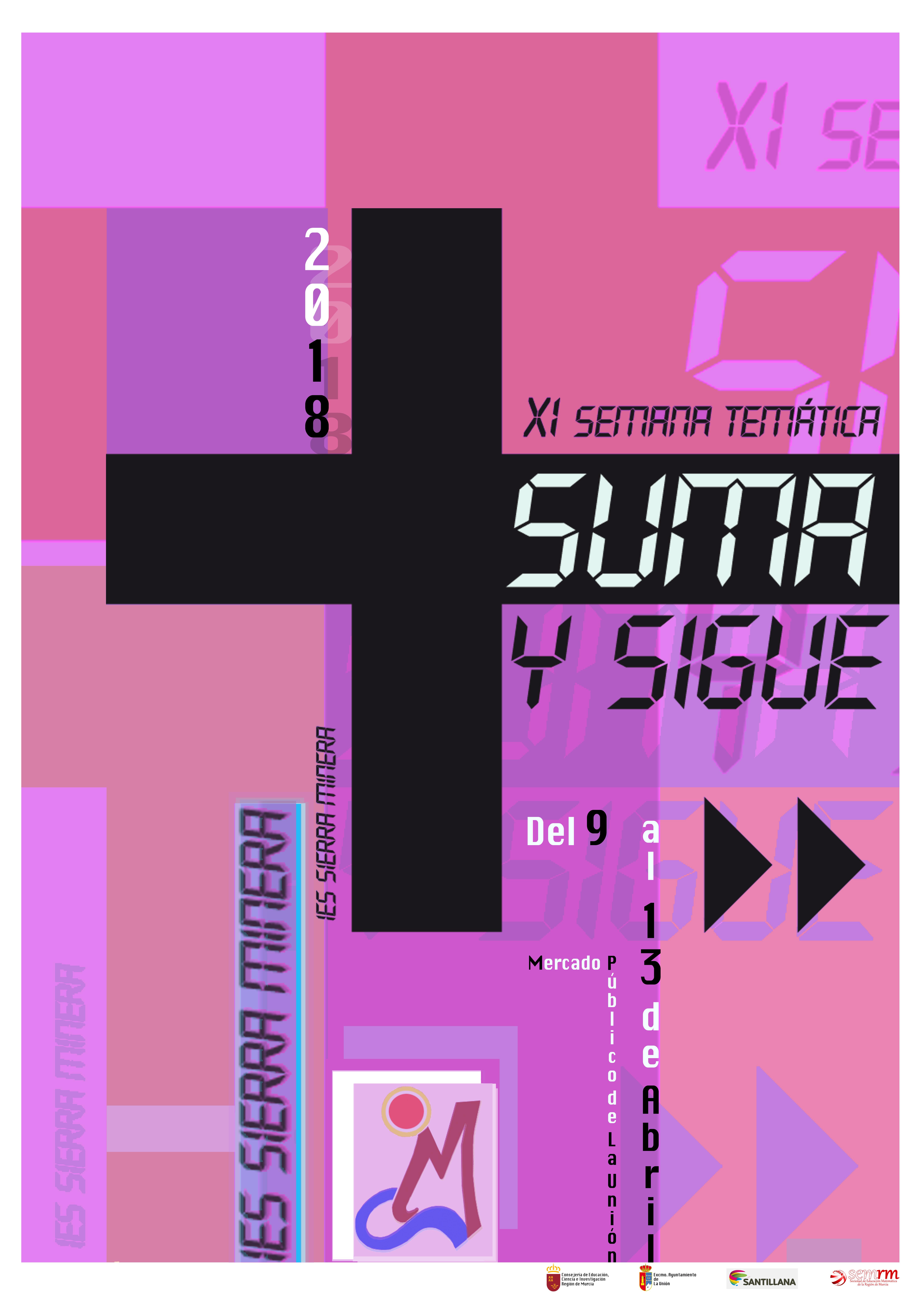"Suma y Sigue"" en la XI Semana Matemática del IES Sierra Minera ..."