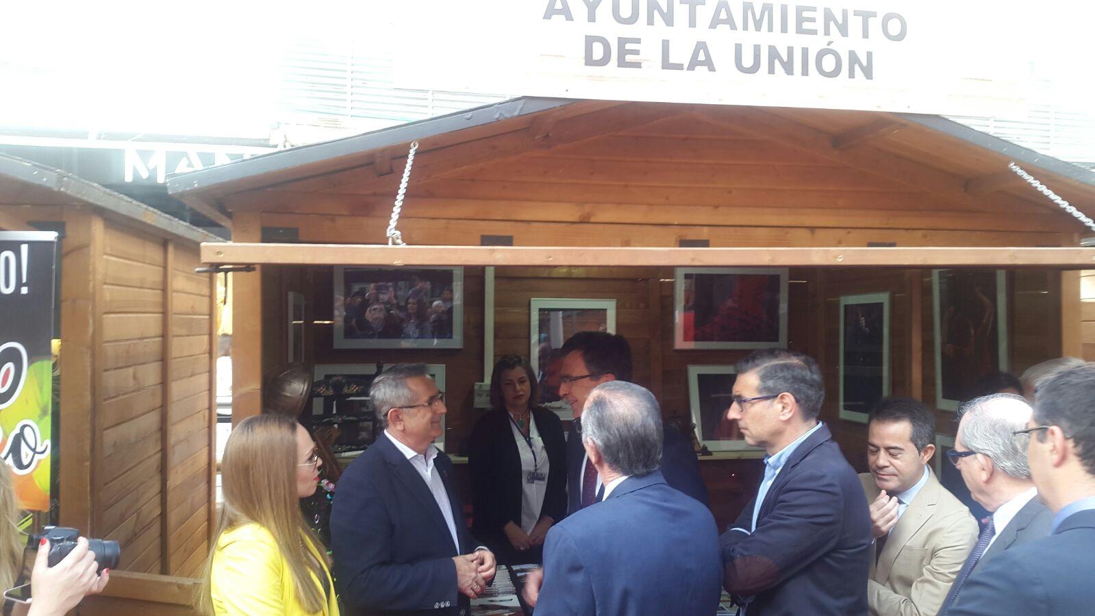 La Unión participa en la IV Muestra de Turismo Regional 2018 ...